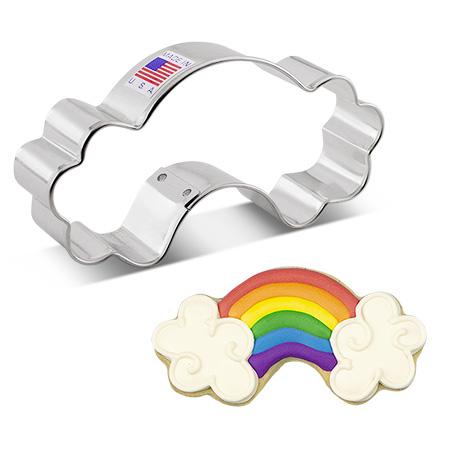 Rainbow Cookie Cutter