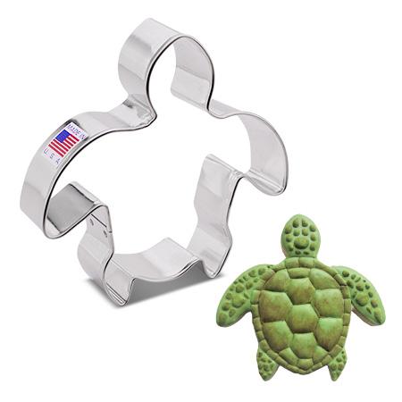 Sea Turtle Cookie Cutter