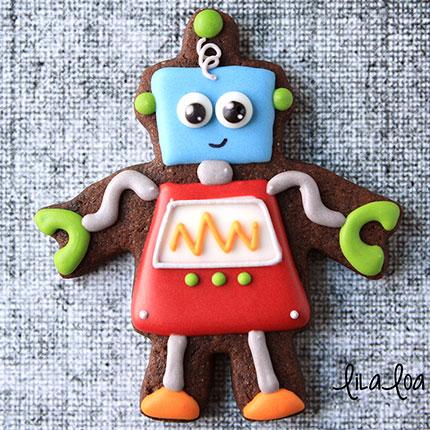 Robot Cookie Cutter