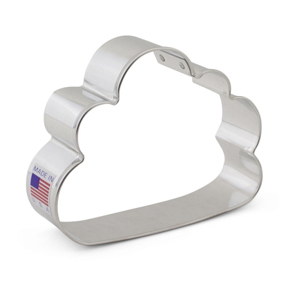 Cloud Cookie Cutter