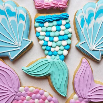 Mermaid Tail Cookie Cutter