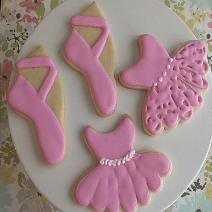 Ballet Slipper Cookie Cutter