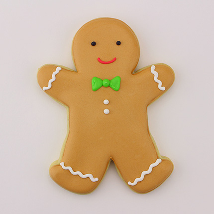 Large Gingerbread Man Cookie Cutter