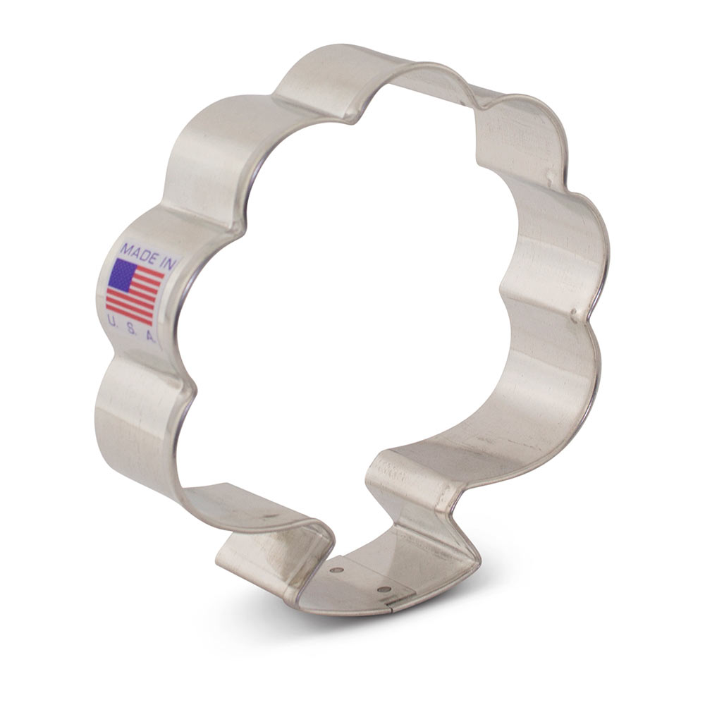 LilaLoa's Forward Facing Turkey Cookie Cutter