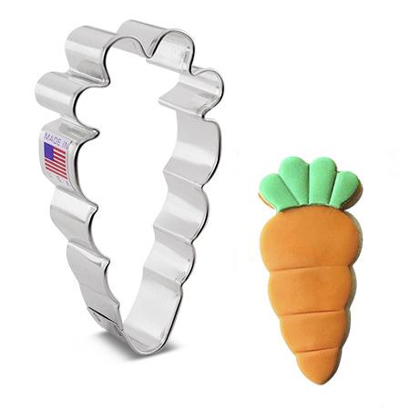 Carrot Cookie Cutter