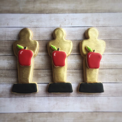 Award Statue Cookie Cutter