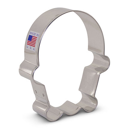 Flour Box Bakery's Easter Basket Cookie Cutter