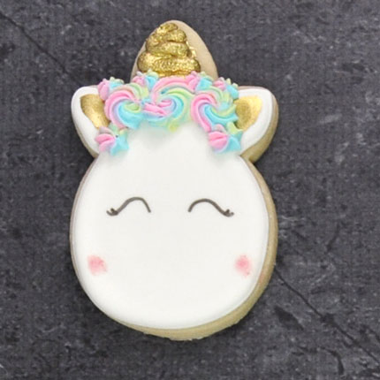 LilaLoa's Unicorn Face Cookie Cutter
