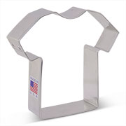 Flour Box Bakery's T-Shirt Cookie Cutter