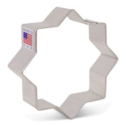 8 Point Star Cookie Cutter