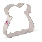 Tunde's Creations Baby Dress Cookie Cutter