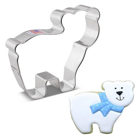 Cute Bear Cookie Cutter