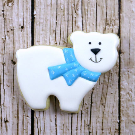 Cute Bear Cookie Cutter