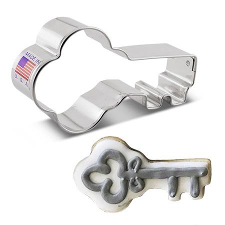 Key Cookie Cutter