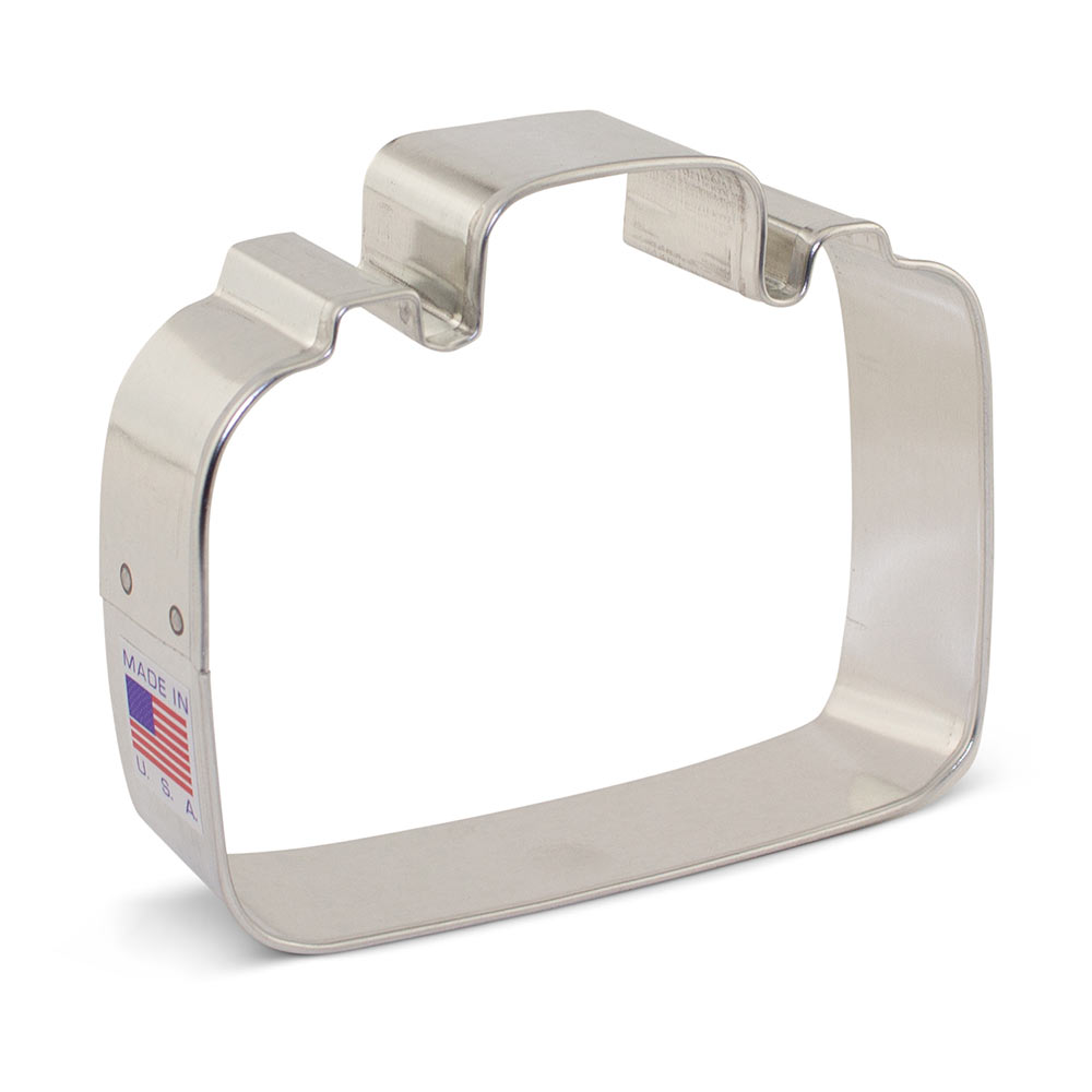 Flour Box Bakery's Camera Cookie Cutter