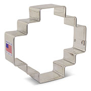 Geometric Inca Plaque Cookie Cutter