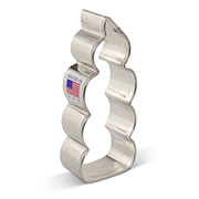 Birthday Candle Cookie Cutter