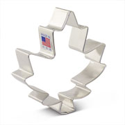 Large Maple Leaf Cookie Cutter