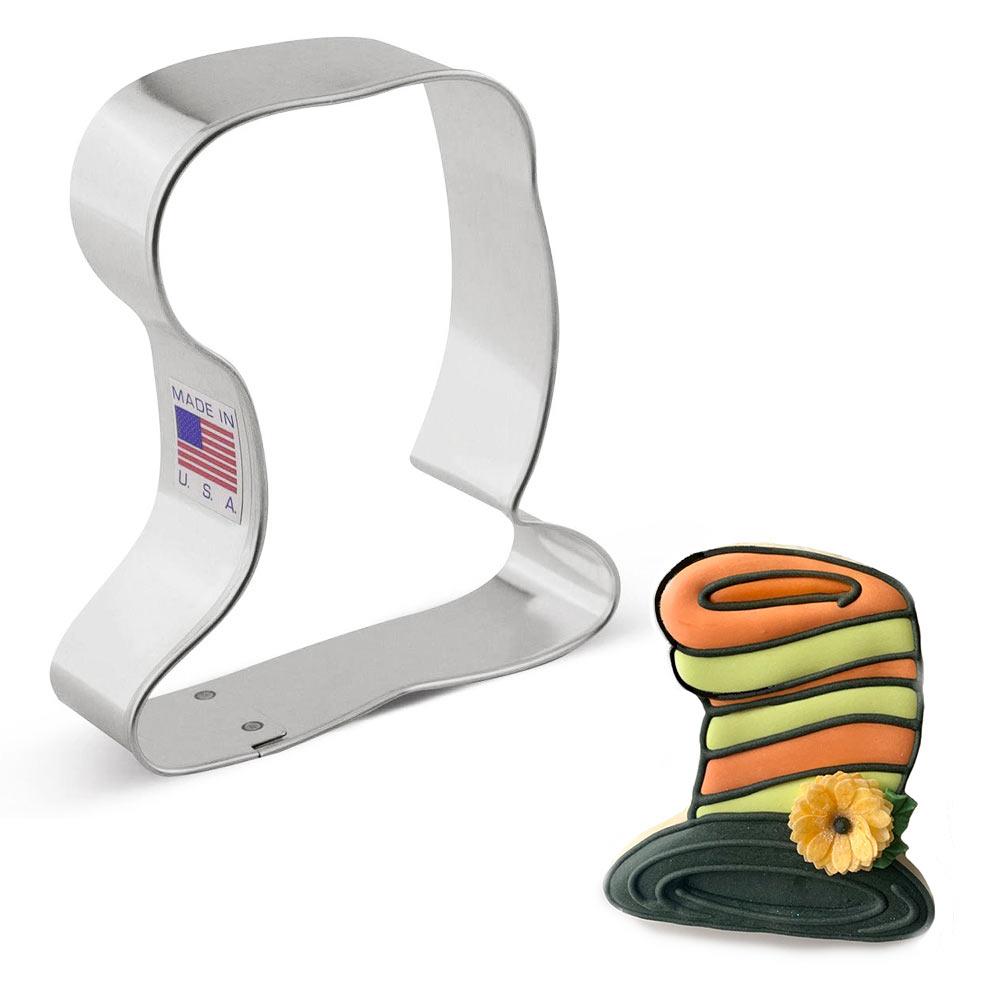 Floppy Hat Cookie Cutter