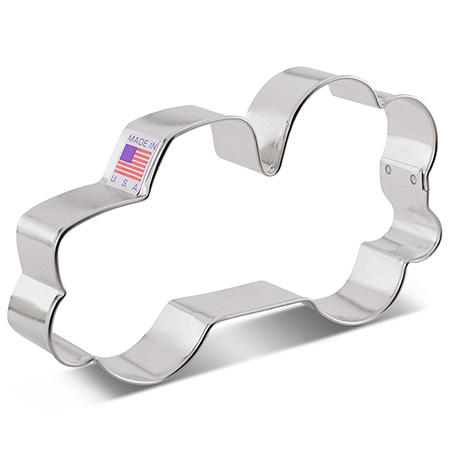 Vintage Truck with Heart Cookie Cutter