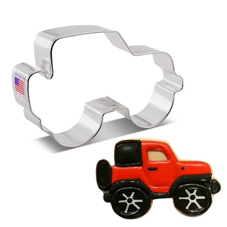 Off-Road Vehicle Cookie Cutter, 4.75""