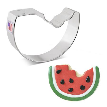 "Watermelon Cookie Cutter, 3.75"""