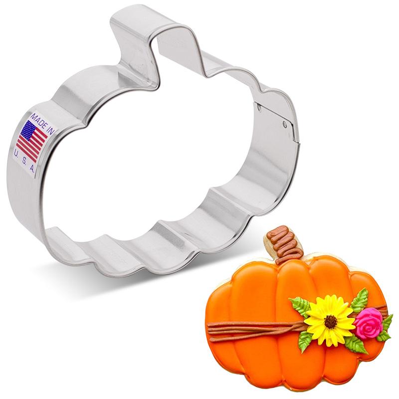 """Pumpkin Gourd Cookie Cutter 3"""""""