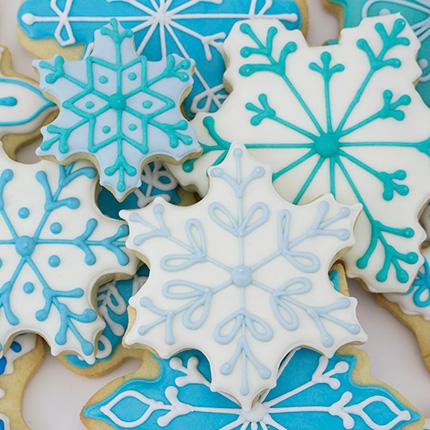 Winter Cookie Cutter 4 pc set