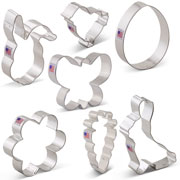 Easter Cookie Cutter 7 pc Set