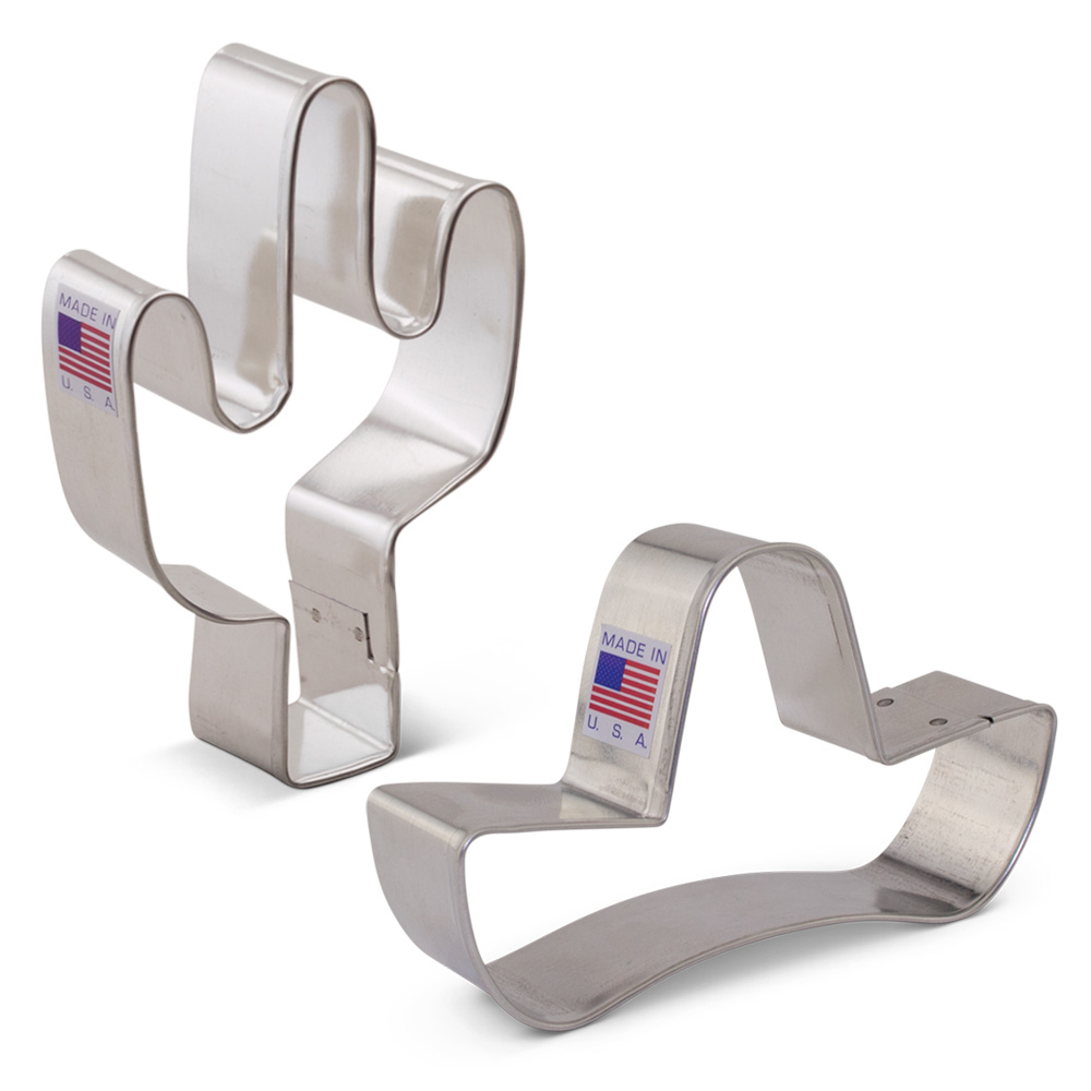 Cinco de Mayo Cookie Cutter 2 pc set