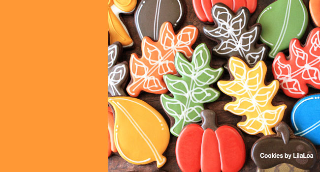 Shop Fall Cookie Cutters