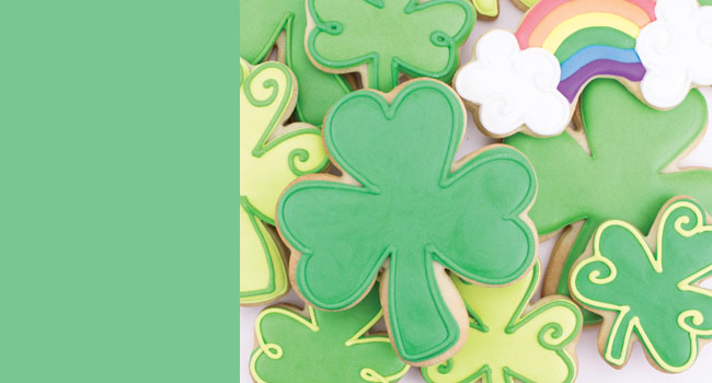 Shop St. Patrick's Day Cookie Cutters