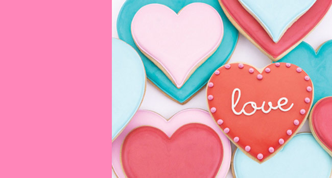 Shop Valentine's Cookie Cutters