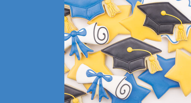 Shop Graduation Shapes