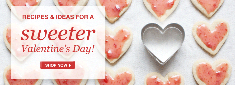 Valentine's Day Cookie Cutter