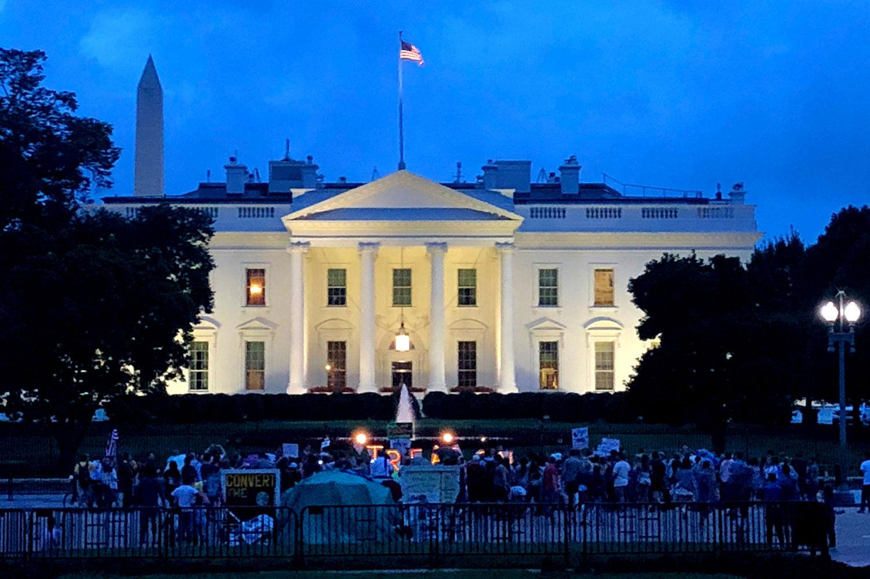 Blog - Ann Clark at the White House
