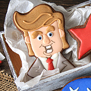 Donald Trump Cookie