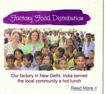Factory Food Distribution