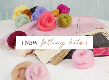 Wool Felting Kits