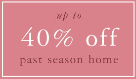 End of Season Linen Sale