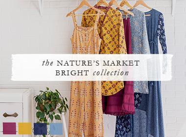 Nature's Market Bright