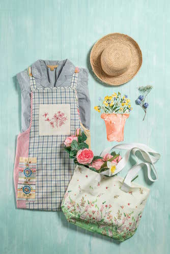 Garden/Floral Mom Apparel and Accessories
