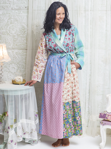 Laughter Dressing Gown