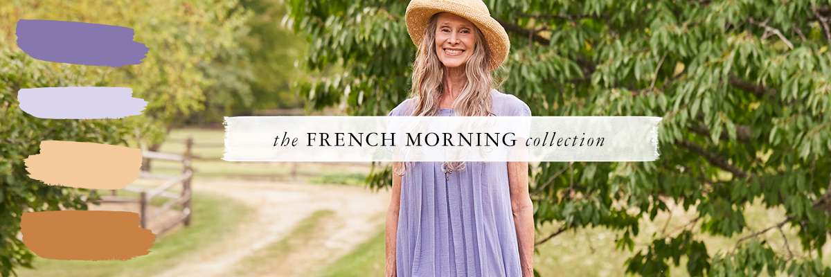 The French Morning Collection