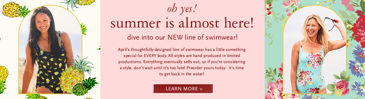 Swim Preorder Information
