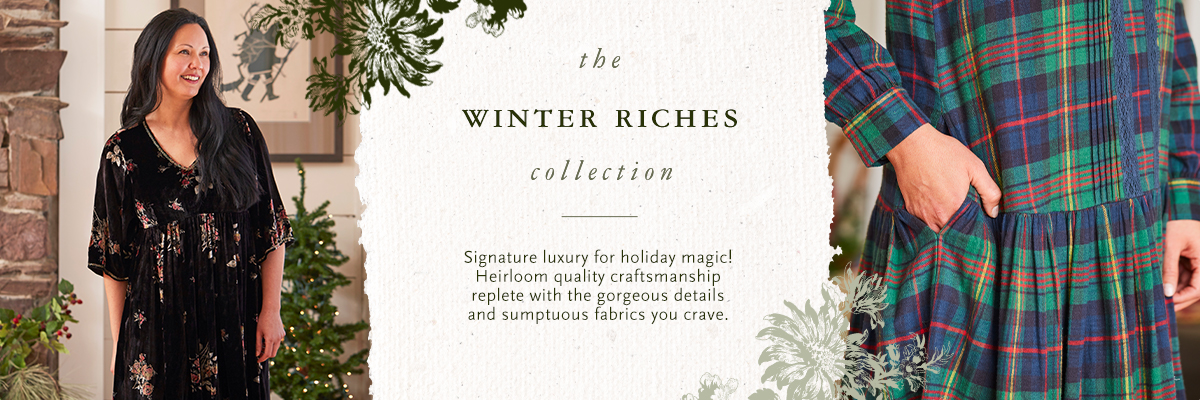 The Winter Riches Collection