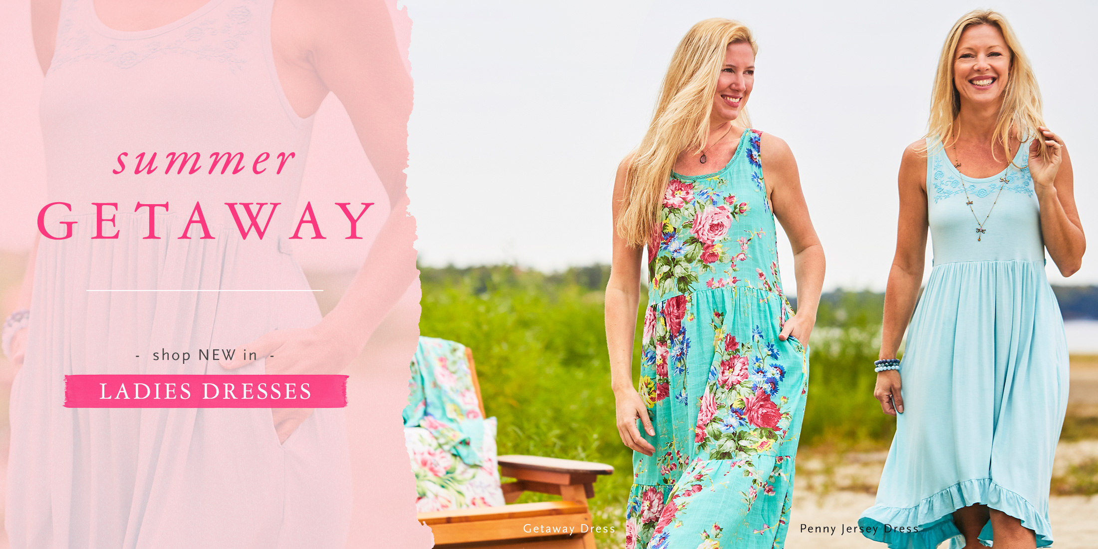 Shop new in Ladies Dresses