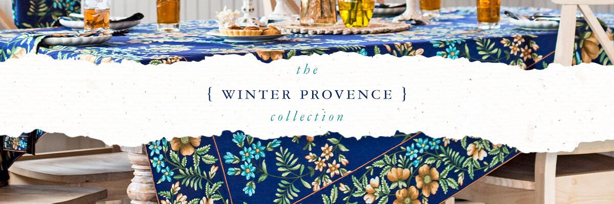 The Winter Provence Collection