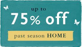 End of Season Linen Sale