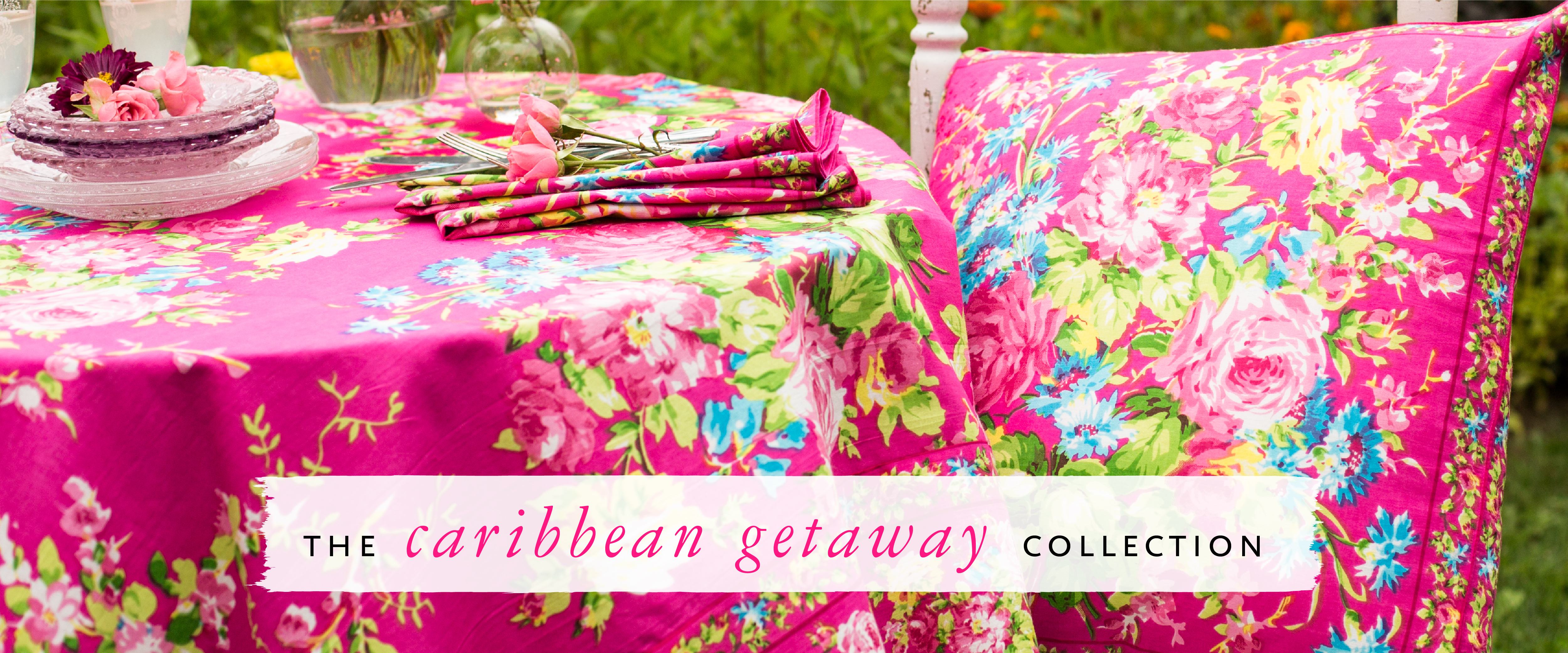 The Caribbean Getaway Collection